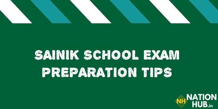 Sainik School Preparation Tips 2021