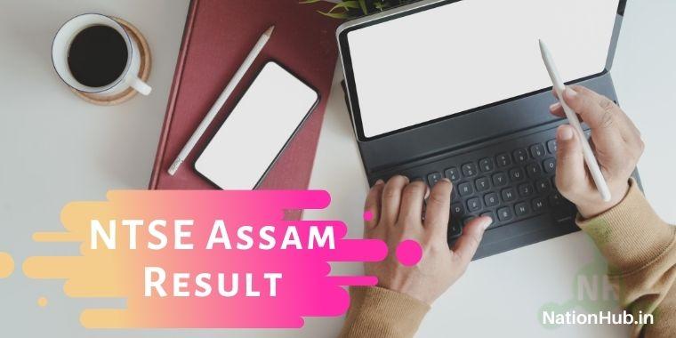 NTSE Assam Result
