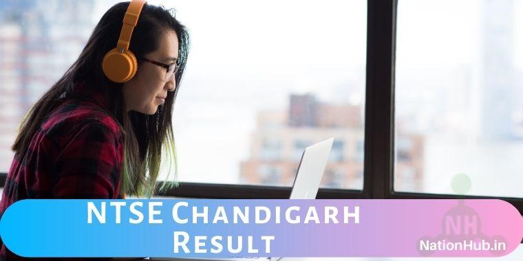NTSE Chandigarh Result