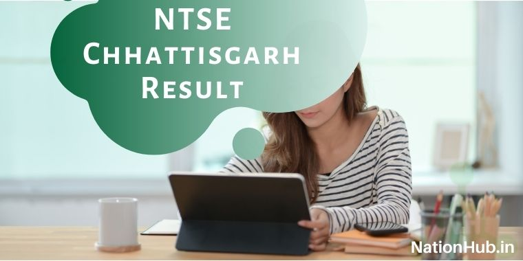 NTSE Chhattisgarh result