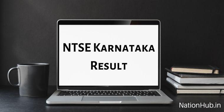 NTSE Karnataka Result