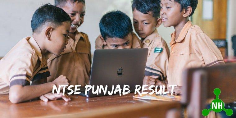 NTSE Punjab result