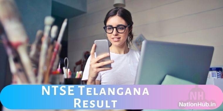 NTSE Telangana Result