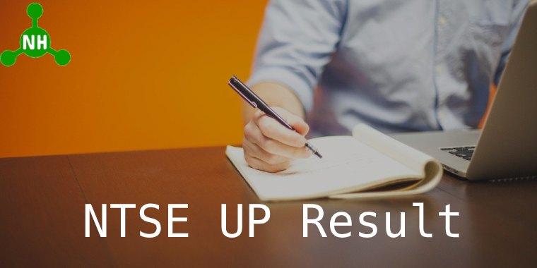 NTSE UP Result