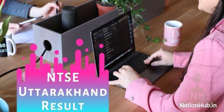 NTSE Uttarakhand Result