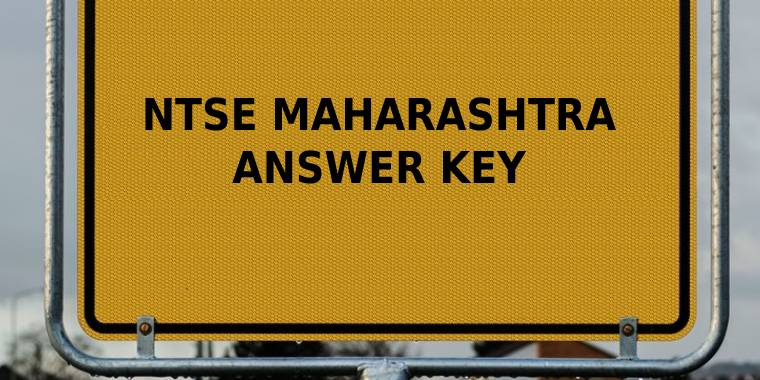 NTSE Maharashtra Answer key Featured Image