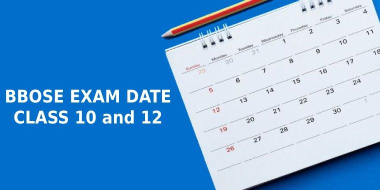 bbose exam date featured image