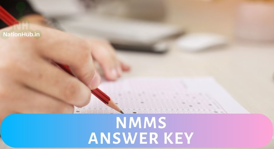 nmms answer key featured image