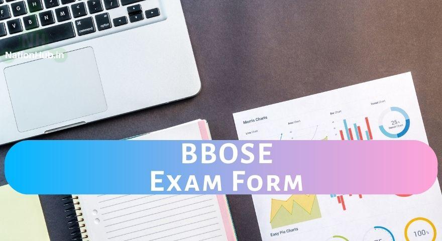 BBOSE exam form featured image