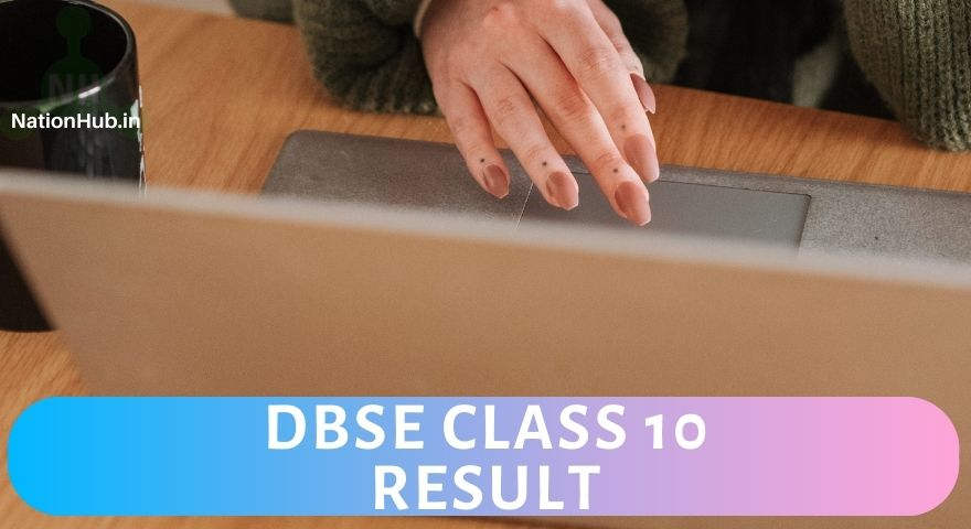 DBSE Class 10 Result Featured Image