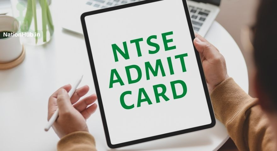 NTSE Admit Card Featured Image