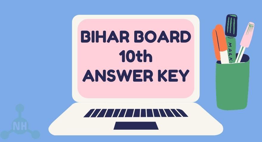Bihar board 10th answer key featured image