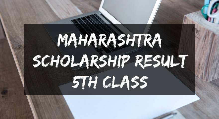 Maharashtra Scholarship Result 5th Class Featured Image