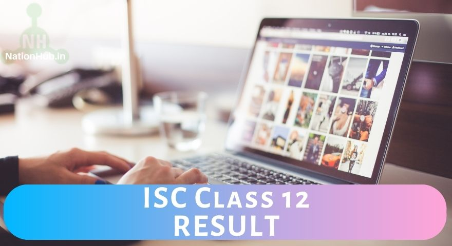 ISC Class 12 result featured image