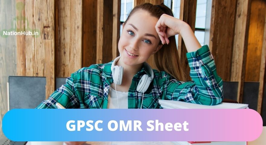 GPSC OMR Sheet Featured Image