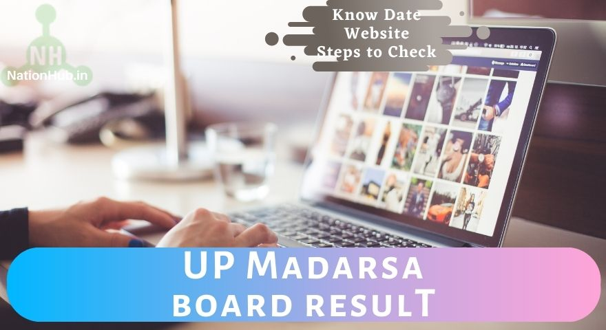 UP Madarsa board result featured image