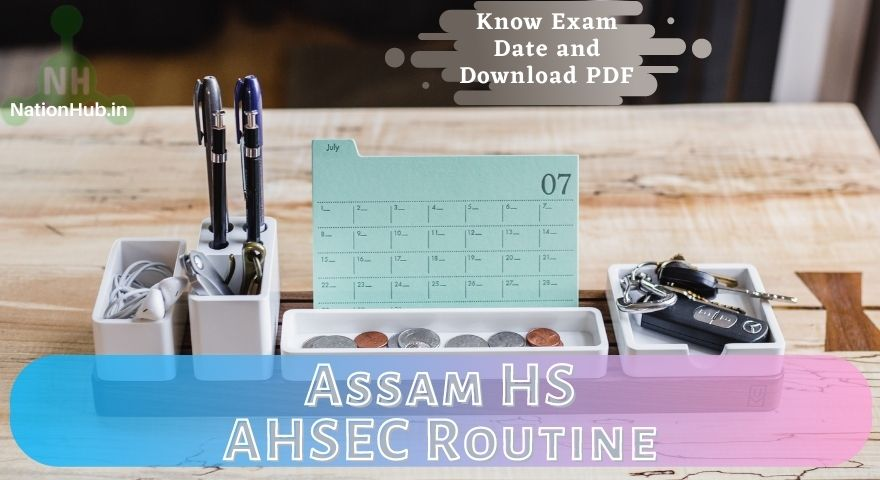 Assam HS Routine Featured Image