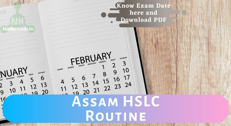 assam hslc routine featured image