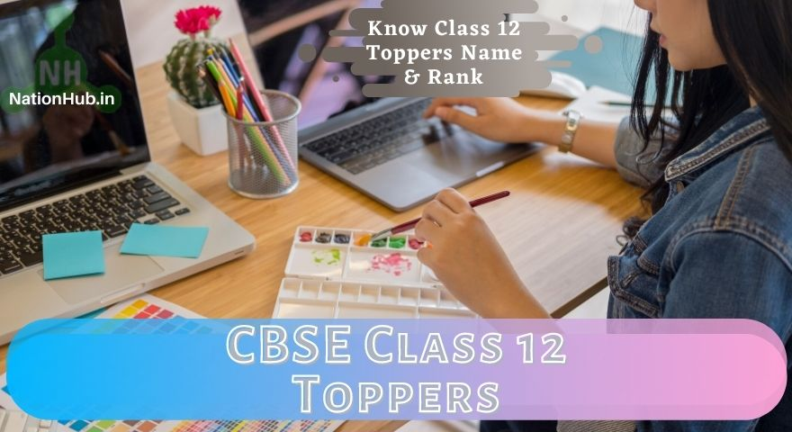 CBSE Class 12 Toppers Featured Image