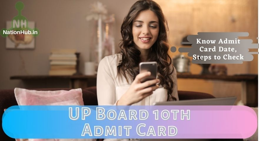 UP Board 10th Admit Card Featured Image