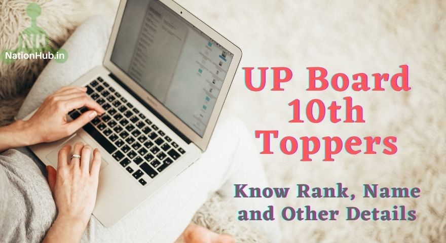 UP Board 10th Toppers Featured Image