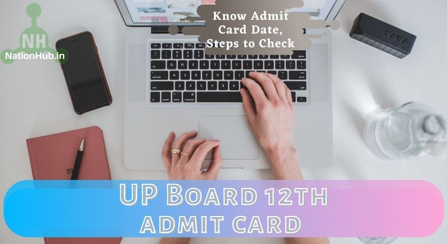 UP Board 12th Admit Card Featured Image