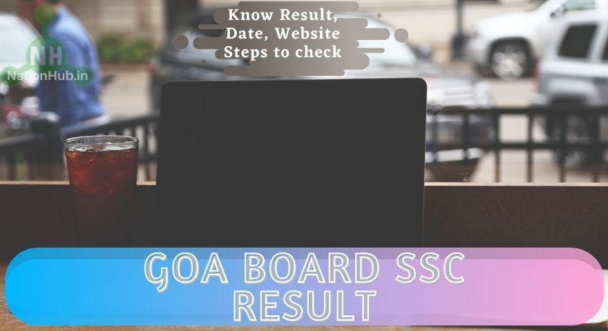 Goa Board SSC Result Featured Image