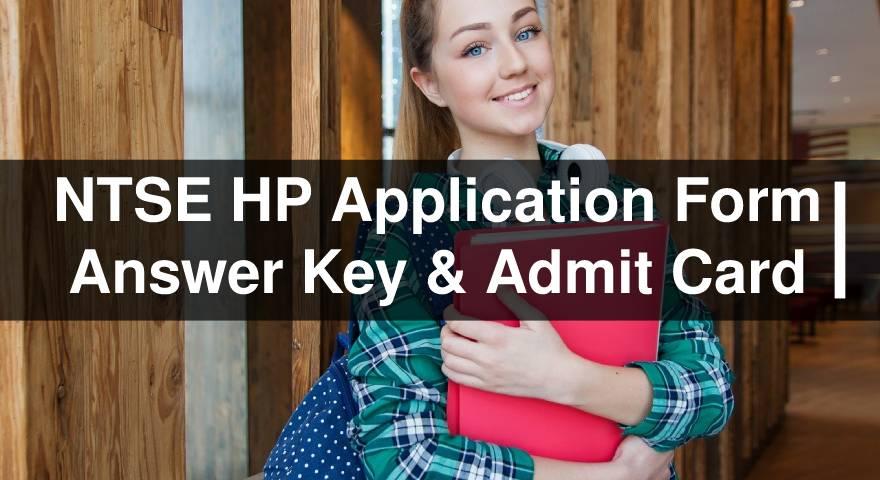 NTSE HP Form Admit Card