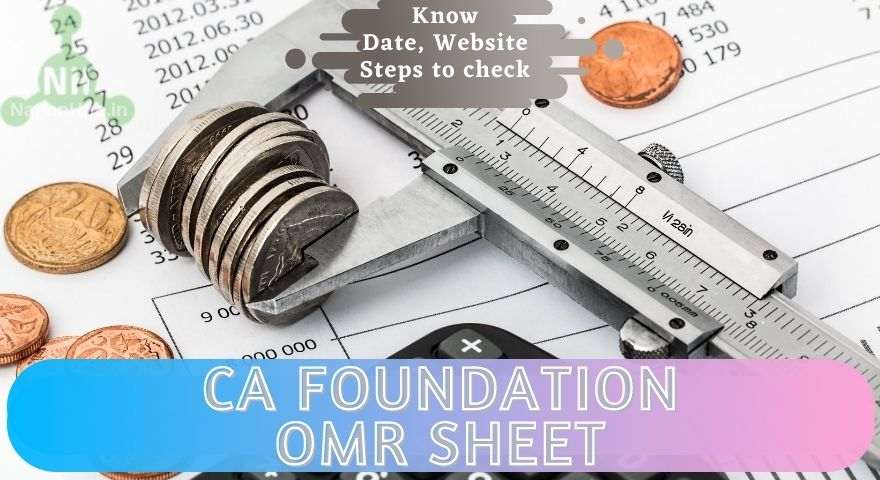 CA Foundation OMR Sheet Featured Image