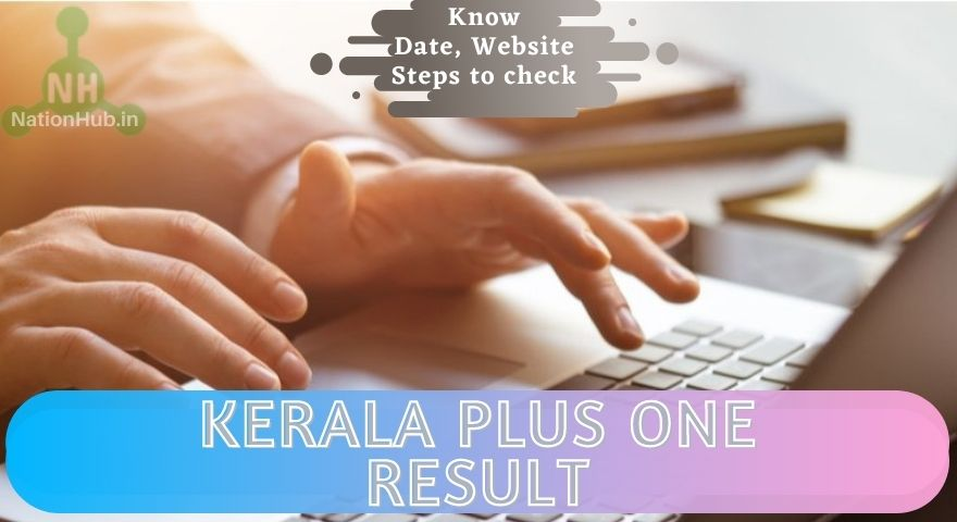 Kerala Plus One Result Featured Image