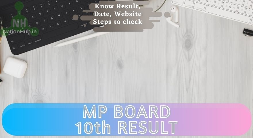 MP Board 10th Result Featured Image
