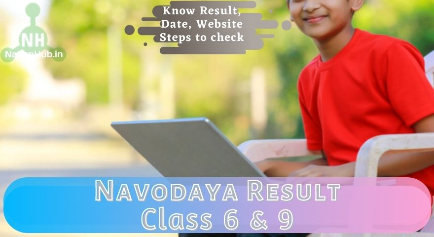 Navodaya Result Featured Image