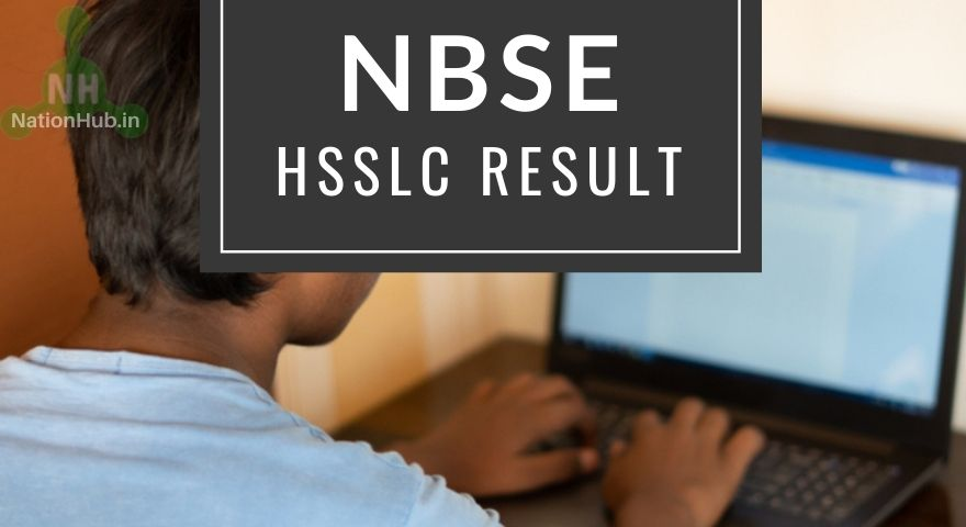 NBSE HSSLC Result Featured Image