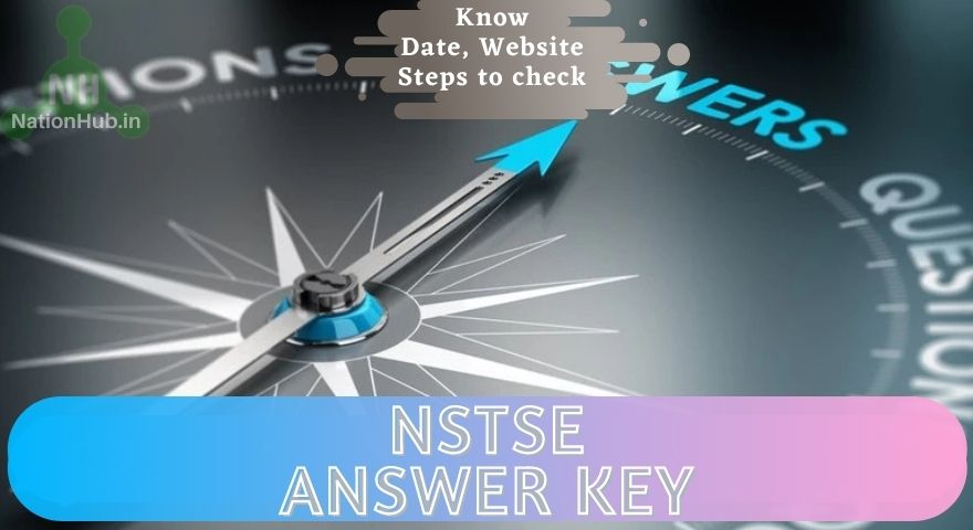 NSTSE Answer Key Featured Image