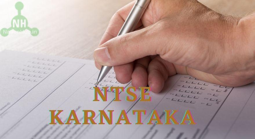 NTSE Karnataka Featured Image