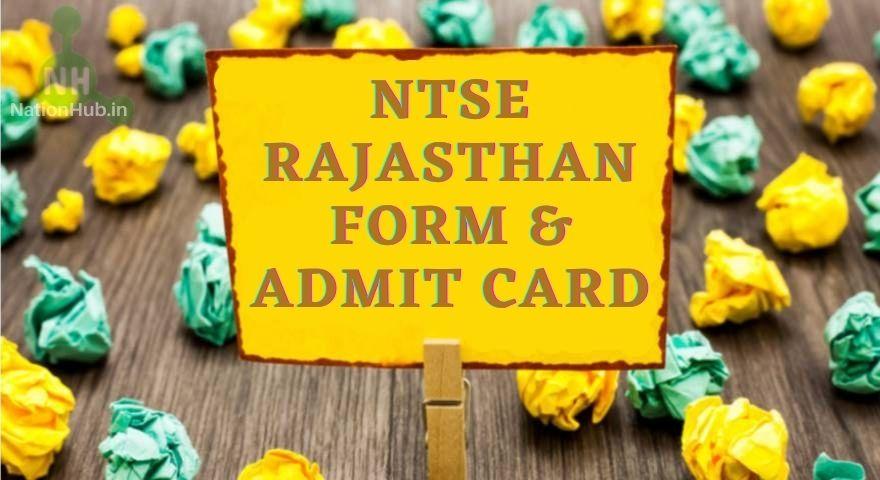 NTSE Rajasthan Featured Image