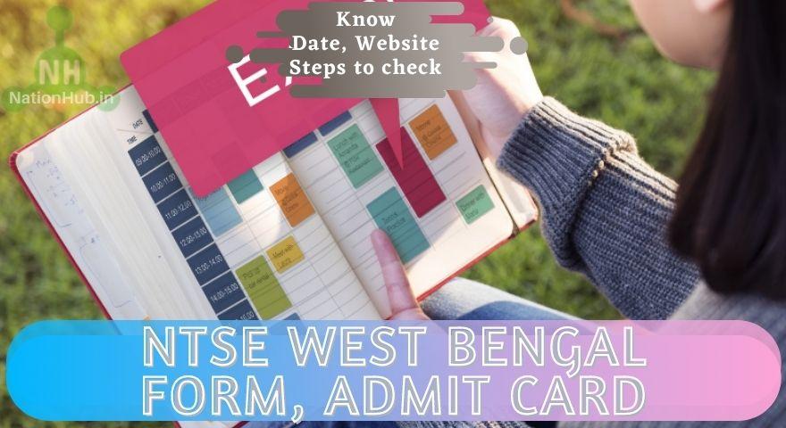 NTSE West Bengal Featured Image