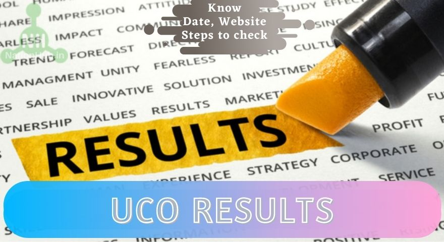 UCO Result Featured Image