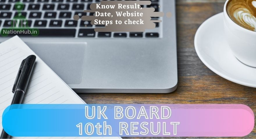 UK Board 10th Result Featured Image